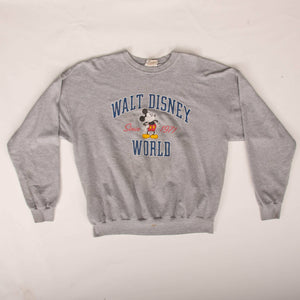 Vintage 90s Mickey Mouse Sweatshirt Vintage Goodfair