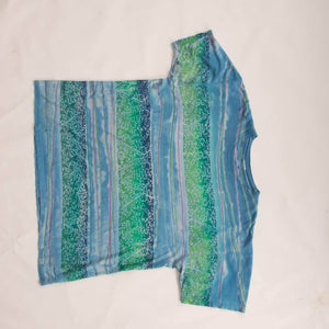 Vintage 90s Abstract Tie Dye T-Shirt Vintage Goodfair