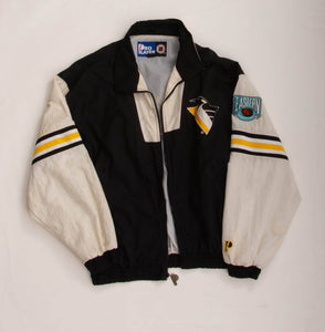 Vintage 90s Pittsburgh Penguins Pro Player Jacket Vintage Goodfair