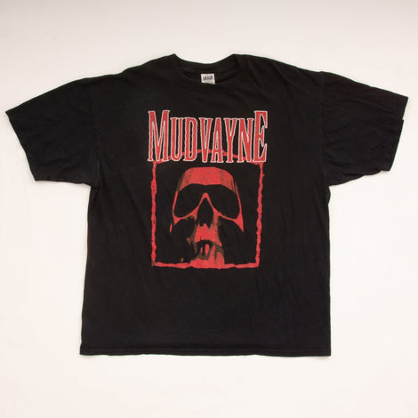 2005 Mudvayne 'Masters of Horror' Tour T-Shirt