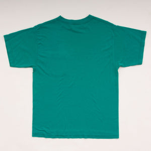 Vintage 90s Turquoise Pocket T-Shirt Vintage Goodfair