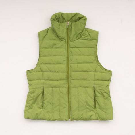 Women's Preloved Puffer Vest