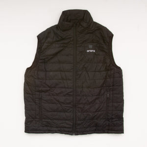 Men's Preloved Puffer Vest Outerwear Goodfair