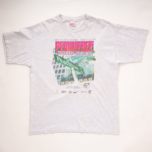 Vintage 1997 Atlanta Peachtree Road Race T-Shirt