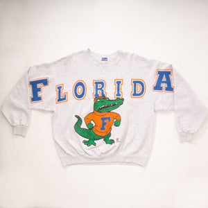 Vintage 90s University of Florida Big Graphic Sweatshirt
