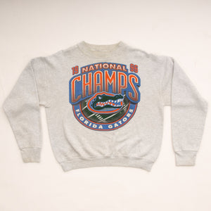 Vintage 1996 Florida Gators National Champions Sweatshirt Vintage Goodfair
