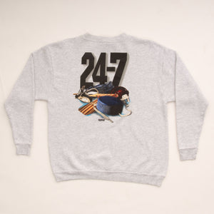 Vintage 1997 Hockey 24x7 Sweatshirt Vintage Goodfair