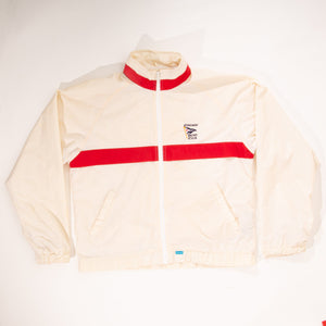 Vintage 90s Chicago Yacht Club Highseas Zip Up Windbreaker