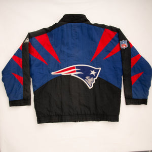 Vintage 90s New England Patriots Apex One Proline Jacket
