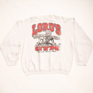 Vintage 90s The Lord's Gym Sweatshirt