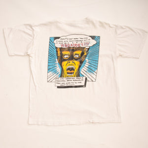 Vintage 90s 'Wind Addict' Board Heads T-Shirt