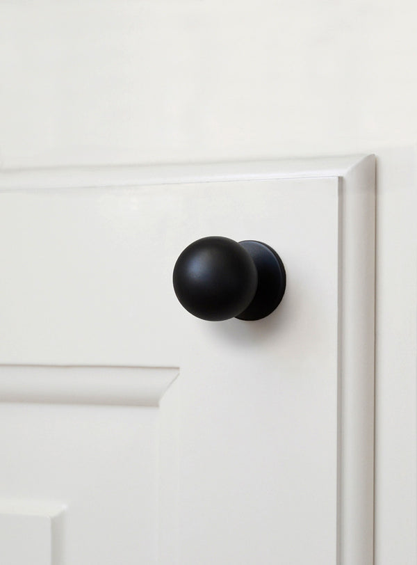 Torino knop - Oil rubbed bronze