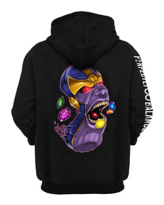 Blue and Yellow Purple Pill Hoodie