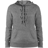 You Do You Girl - Hoodie (Black Design)