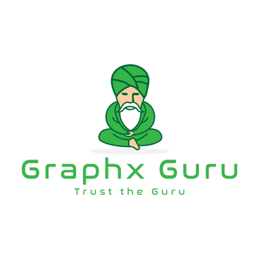 Graphx.Guru logo Trust the Guru