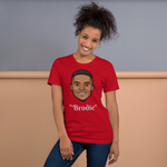 """Brodie"" Russell Westbrook Big Head Unisex T-Shirt"