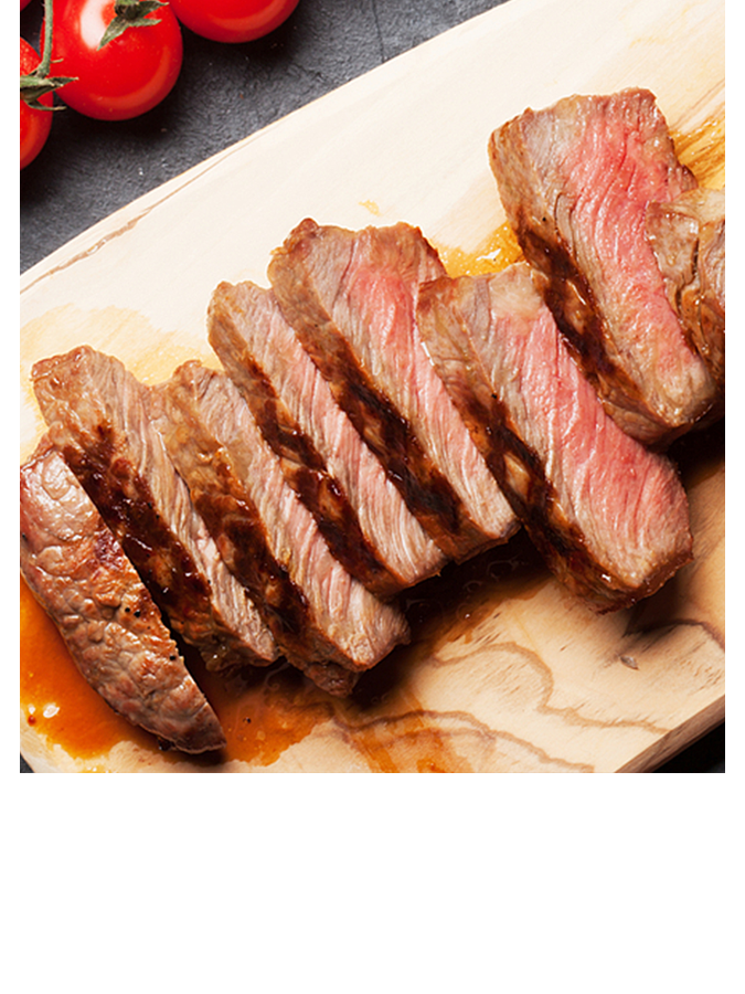 SIRLOIN STEAK- 8 OZ