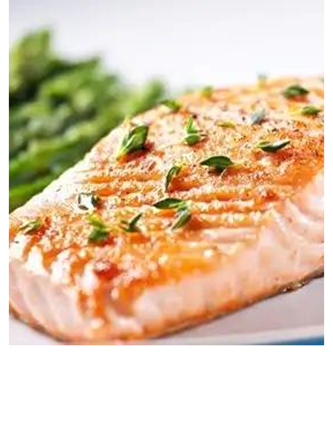 WILD CAUGHT SALMON- 8 OZ
