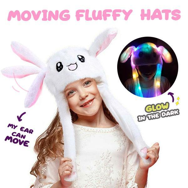 Moving Fluffy Hat