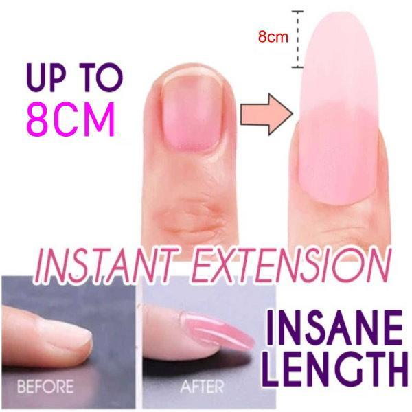 Fiberglass Nail Extension Kit