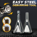 Easy Steel Deburring Tool