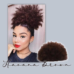 High Puff Ponytail