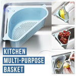 Kitchen Multi-Purpose Triangular Basket