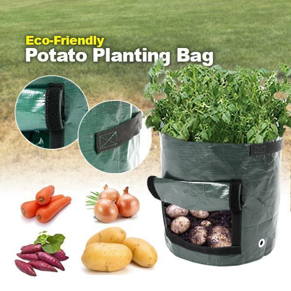 Eco-Friendly Potato Planting Bag