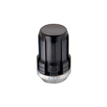 Load image into Gallery viewer, McGard SplineDrive Lug Nut (Cone Seat) M12X1.5 / 1.24in. Length (4-Pack) - Black (Req. Tool)