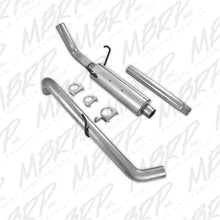 Load image into Gallery viewer, MBRP 2004-2005 Dodge Ram Hemi 1500 5.7L SC/CC-SB Cat Back Single Side AL P Series Exhaust