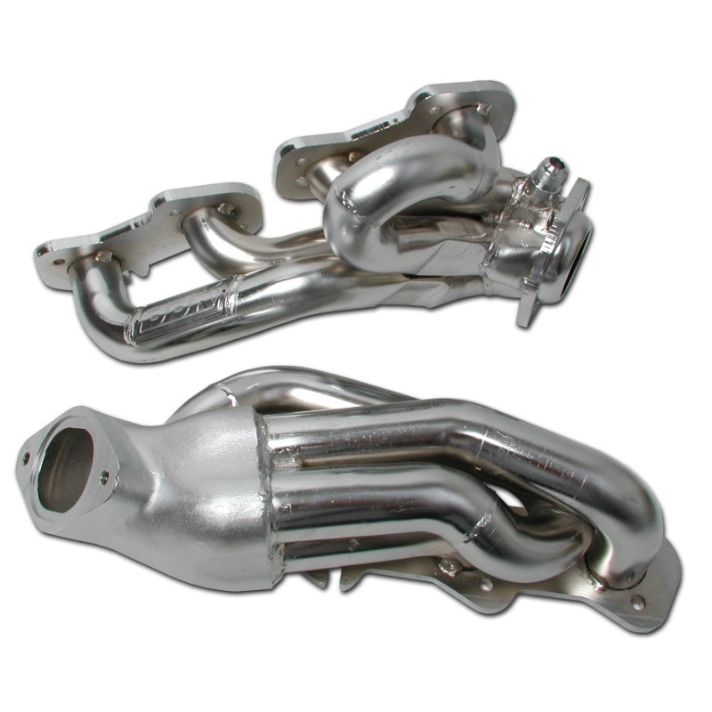 BBK 96-04 Mustang GT Shorty Tuned Length Exhaust Headers - 1-5/8 Chrome