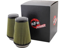 Load image into Gallery viewer, aFe MagnumFLOW Replacement Pro-GUARD 7 Stage 2 Intake Air Filters EcoBoost