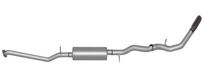 Gibson 99-01 Chevrolet Silverado 1500 LS 4.3L 3in Cat-Back Single Exhaust - Stainless