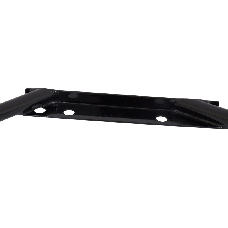 BBK 94-04 Mustang V6 GT Tubular Strut Tower Brace - Black Powdercoat Finish