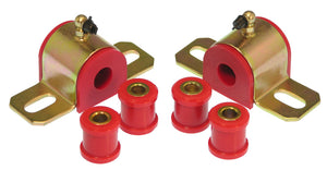 Prothane Dodge LX Rear Sway Bar Bushings - 11/16in - Red