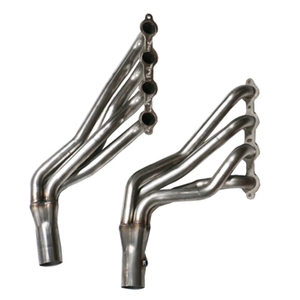 "TSP 99-07 (Classic NBS) GM Truck/SUV, 2WD & 4WD 1-3/4"" Stainless Steel Long Tube Headers with Y pipe"