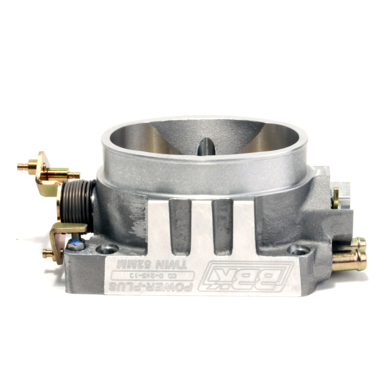 BBK 85-88 GM 305 350 Twin 52mm Throttle Body BBK Power Plus Series