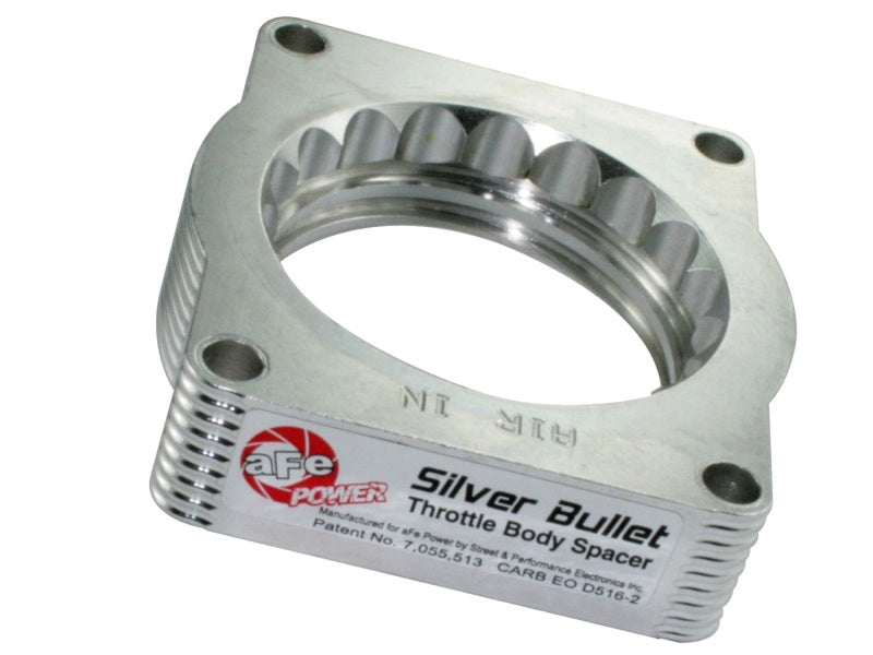aFe Silver Bullet Throttle Body Spacers TBS Ford F-150 04-10 V8-5.4L