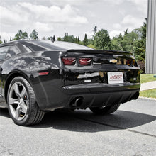 Load image into Gallery viewer, MBRP 2010-2015 Chevrolet Camaro V8 6.2L 3in Black Coated Axle Back Muffler Delete