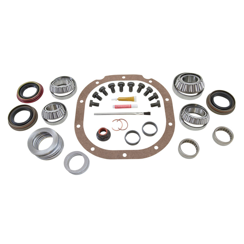 Yukon Gear Master Overhaul Kit For 06+ Ford 8.8in Irs Passenger Cars or Suvs w/ 3.544in OD Bearing