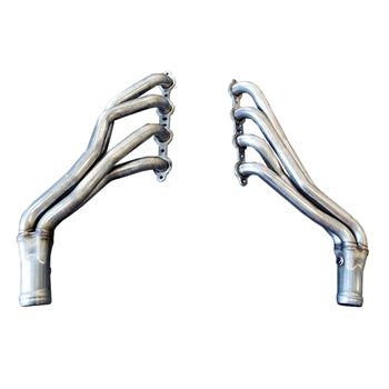 "Texas Speed 2007.5-2013 GM Truck/SUV, 2WD & 4WD 1-3/4"" Stainless Steel Long Tube Headers with Y pipe"