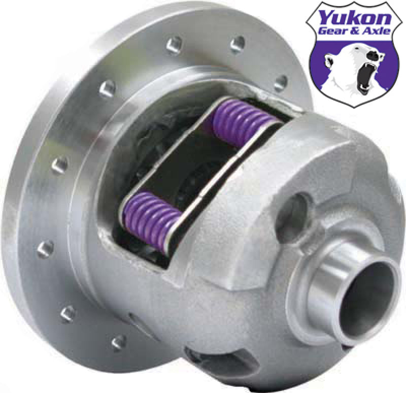 Yukon Gear Dura Grip Positraction For GM 8.5in w/ 28 Spline Axles