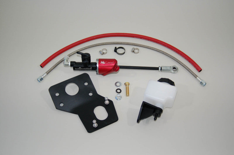 McLeod Hydraulic Conversion Kit 1967-69 Camaro Firewall Kit