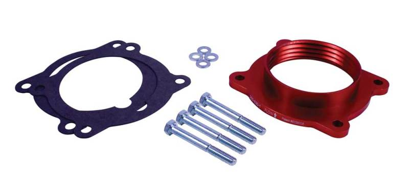 Airaid 08-13 GM 3.0/3.6L V6 Car/Truck/SUV / 08-13 CTS / 13 ATS 3.0/3.6L PowerAid TB Spacer