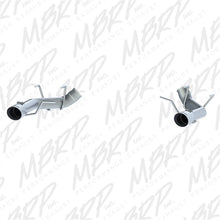 Load image into Gallery viewer, MBRP 2011-2014 Ford Mustang GT 3in Dual Axle Back Muffler Delete - T304