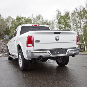 MBRP 2014 Dodge Ram 1500 3.0L EcoDiesel 2.5in Filter Back Exhaust Dual Split Rear Exit Alum