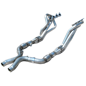 "American Racing Headers Long System, 1-7/8"" x 3"", 2011-14 Mustang 5.0L Coyote"