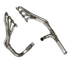 "Load image into Gallery viewer, TSP 2014+ 5.3L Chevy/GMC 1-7/8"" 304 Stainless Steel Long Tube Headers & Off-Road Y-Pipe"