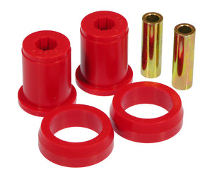 Prothane 79-04 Ford Mustang Axle Housing Bushings - Hard - Red