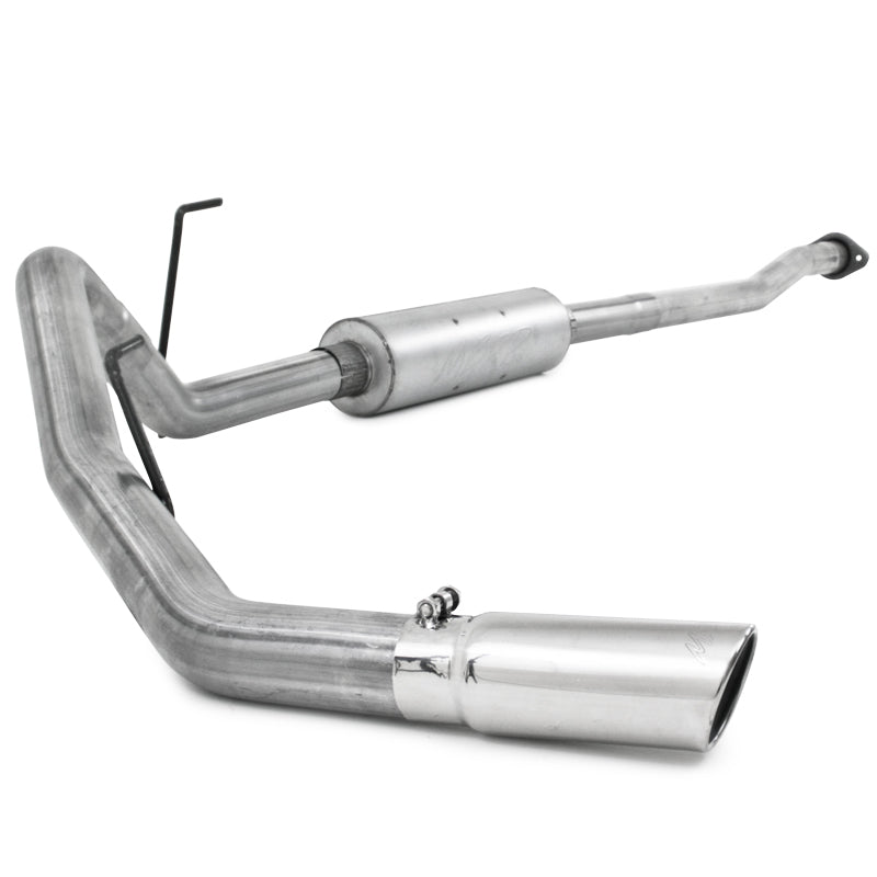 MBRP Universal F150 V6 Ecoboost 3in Aluminized Cat Back Single Side